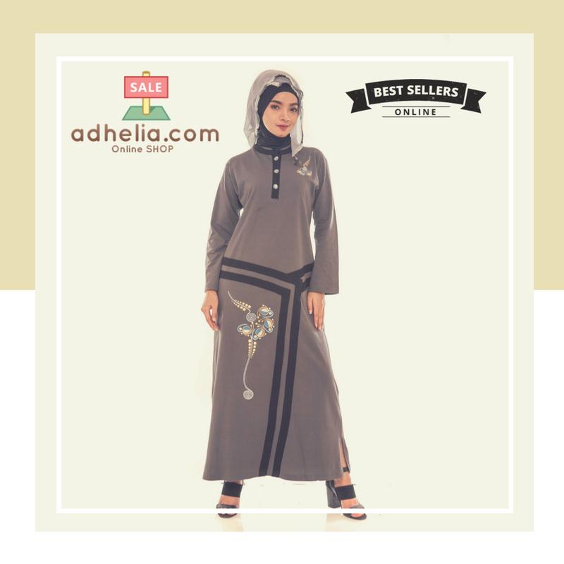 Busana Muslim Wanita - G 56