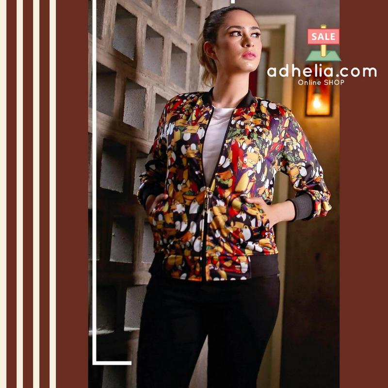 Hoodies Kasual Wanita - FKR 2256
