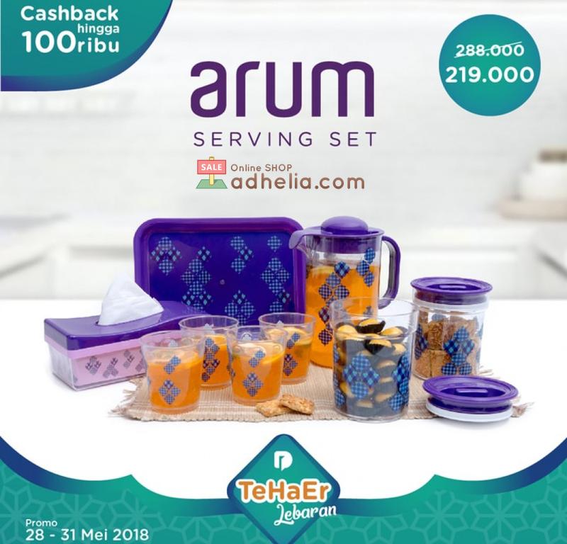 Arum Serving