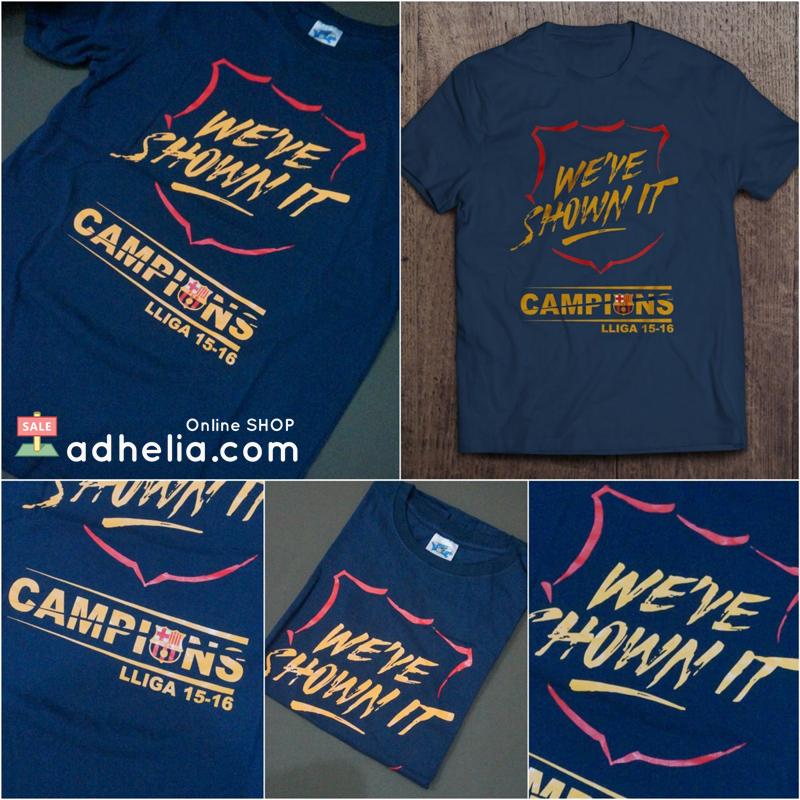 T Shirt Barcelona